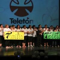 """No fui paciente, pero soy parte de la """"Familia Teletón"""""""