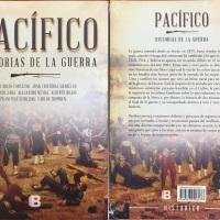 """""""Pacífico: historias de la guerra"""", una antología de autores chilenos y peruanos"""