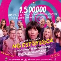 ''No estoy loca'', lo nuevo de Nicolás López
