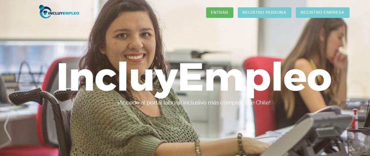 Cineasta chilena lanza el primer portal web de empleo inclusivo