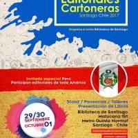 V Encuentro Internacional de Editoriales Cartoneras