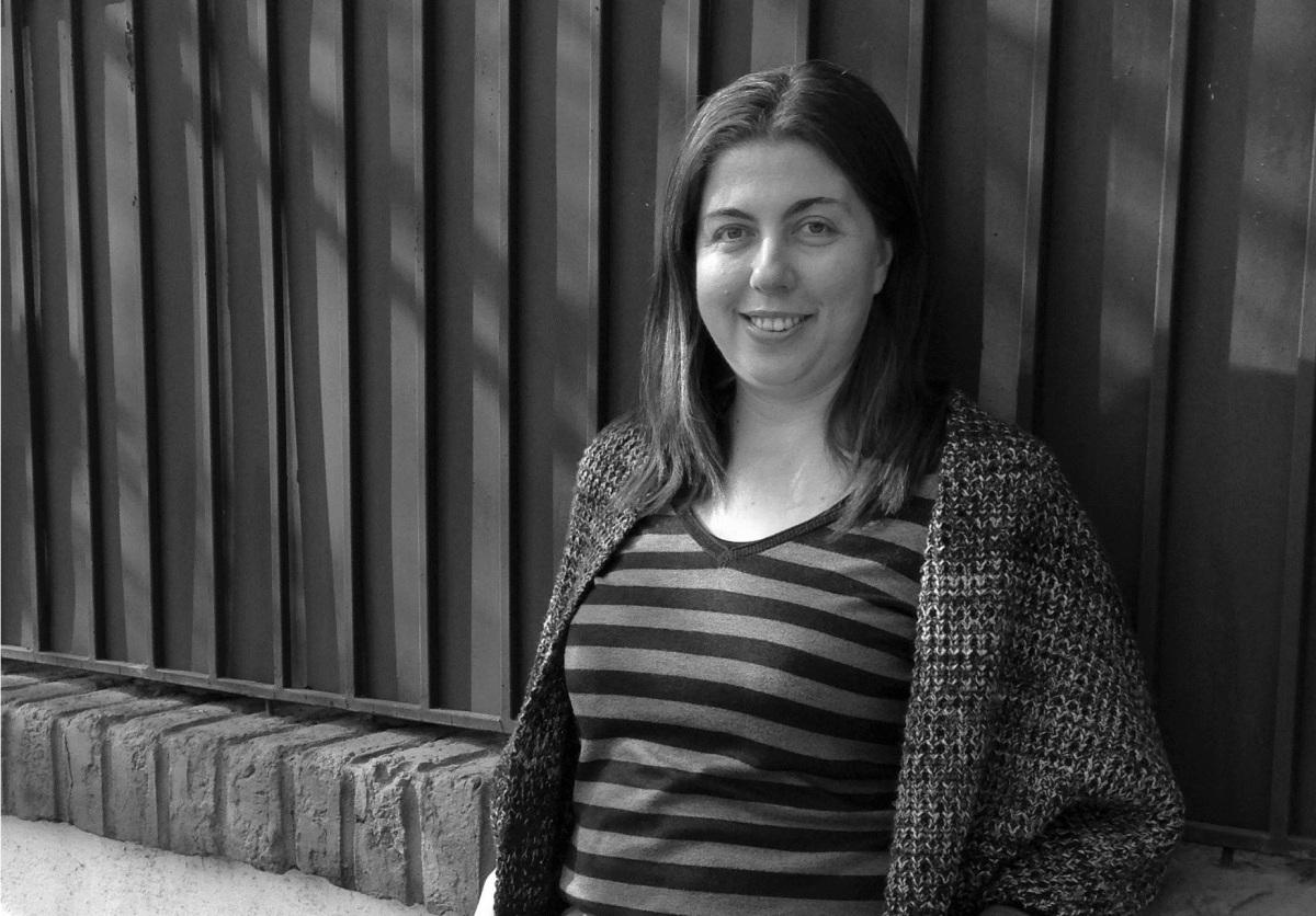 """Claudia Andrade Ecchio: """"A través de la escritura me contacto conmigo misma"""""""