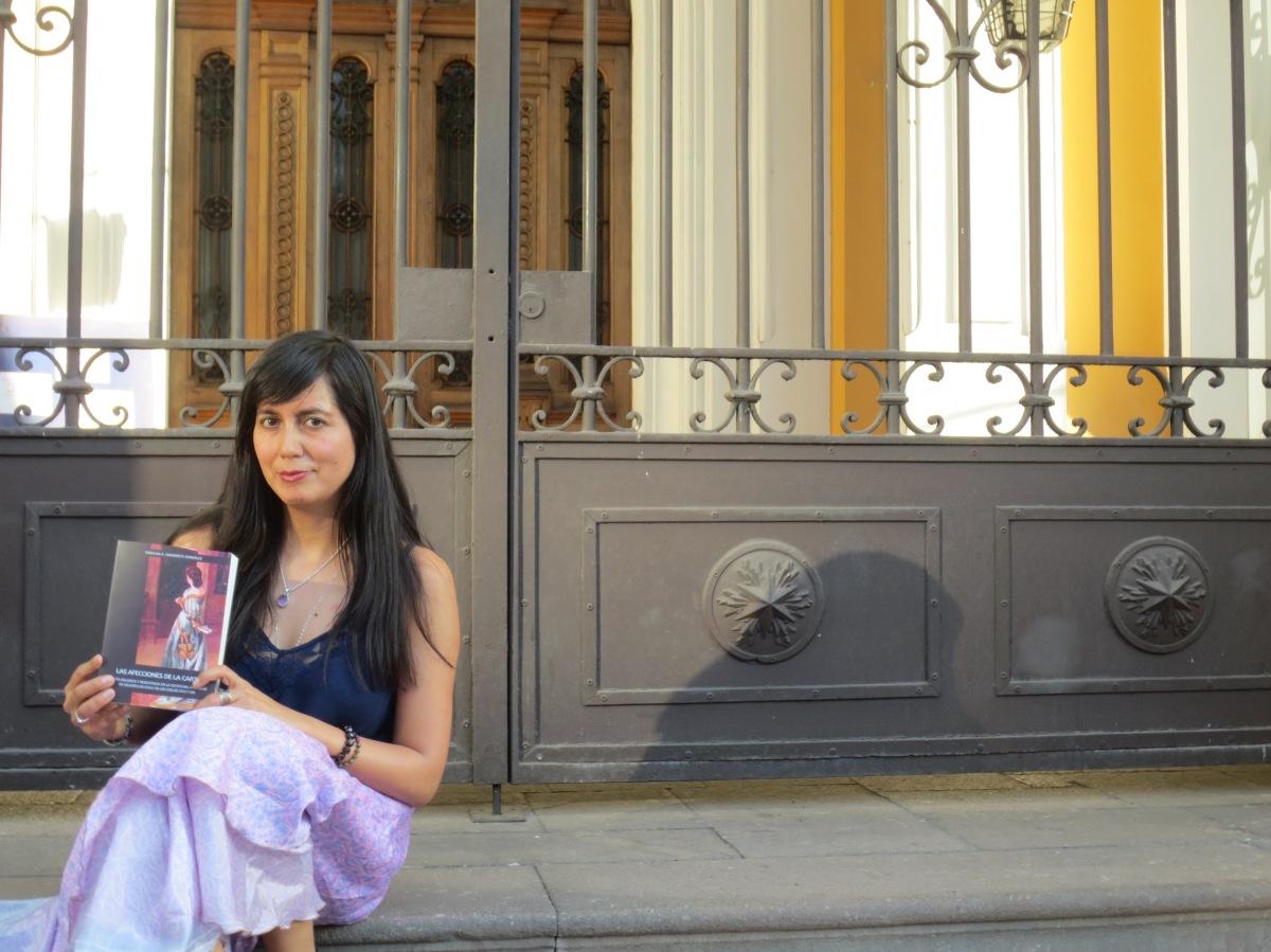 """Carolina Navarrete González, académica: """"Las cartas fueron una herramienta de liberación para las mujeres"""""""
