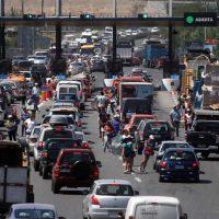 El problema de la congestión vehicular