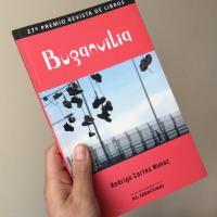 """Rodrigo Cortés, autor de Buganvilia: """"Esta novela es pura rabia. No sé si hay otra emoción ahí"""""""